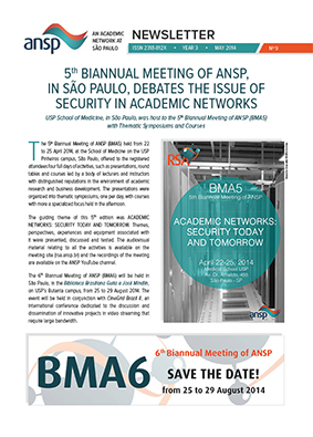 ENGL 2014-05-08 ANSP Newsletter 9 Cover